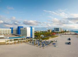 Hilton Clearwater Beach Resort & Spa, hotel in Clearwater Beach