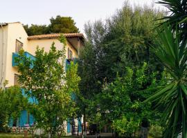 IRIS STUDIOS, διαμέρισμα στον Άγιο Νικήτα