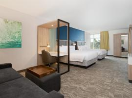 SpringHill Suites by Marriott Ocala, hotel in Ocala