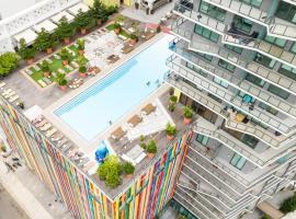 SLS Brickell, luxury hotel in Miami