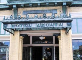 Hotel Arcata, hotel in Arcata