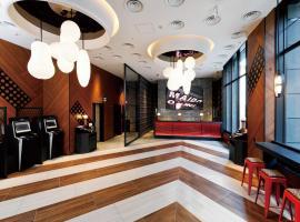Daiwa Roynet Hotel OSAKA-SHIN UMEDA, hotel in Osaka