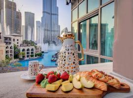 Durrani Homes - Souk Al Bahar Luxury Living with Burj & Fountain Views, apartment in Dubai