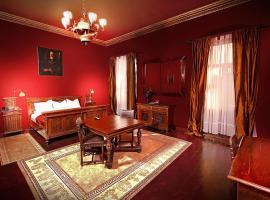 Hotel Poesis Satu Mare, hotel in Satu Mare