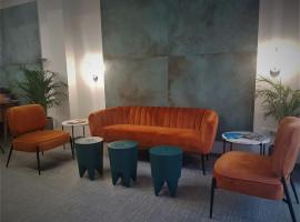 MD Modern Hotel - Jardines, Hotel in Valencia