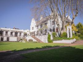 The Andros Boutique Hotel, hotel in Cape Town