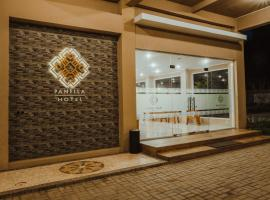 panfila hotel, hotel in Kuta Lombok