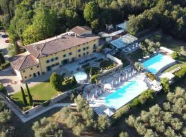 Hotel Villa La Palagina, hotel in Figline Valdarno