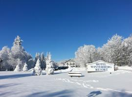 Hotel Winterberg Resort, hotel in Winterberg