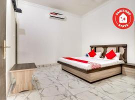 OYO 66846 Hotel Shyam, hotel in Chūru