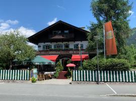 Serviced Apartments VILLA LICHT, hotel near Rasmusleiten, Kitzbühel