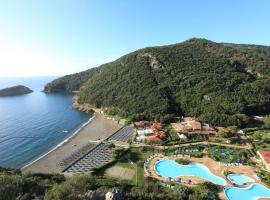 TH Ortano - Ortano Mare Village, hotell i Rio Marina