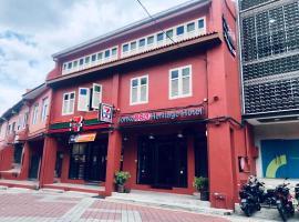 JonkeRED Heritage Hotel, hotel in Melaka