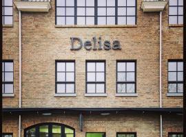 Delisa, hotel in Borgloon