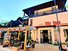 Hotel Villa Bora Sunny beach, отель в городе Солнечный Берег