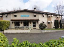 Symp'Hotel, hotel near Grenoble - Isère Airport - GNB, Nivolas-Vermelle