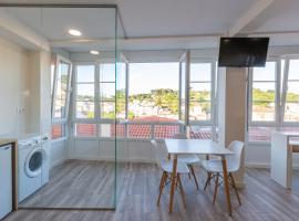 MIRADOR DE LA MURALLA, apartamento en Betanzos