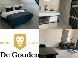 De Gouden Leeuw Rooms & Suites, self catering accommodation in Middelburg
