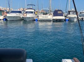 Alquiler de barco, boat in Las Galletas