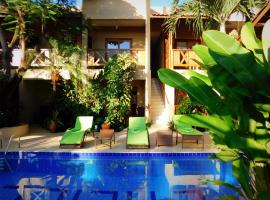 Pousada CasAlice, hotel with pools in Jericoacoara