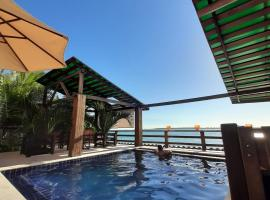 Alfa Beach (Adults only), pet-friendly hotel in Cacha Pregos
