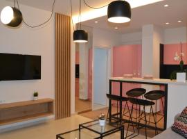 Notos Boutique Apartments, budget hotel in Heraklio Town