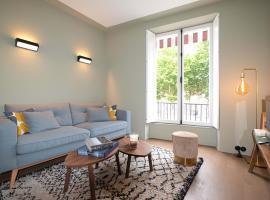 Lovely Home in Saint Germain - Best area, apartamentų viešbutis Paryžiuje