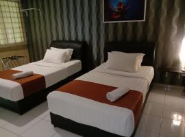NDE Hotel, hotel di Dungun