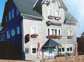 Hotel Restaurant Oberland, hotel i Neuhaus am Rennweg