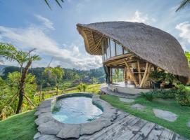 Veluvana Bali, hotel in Sidemen