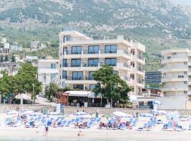 Sunset hotel & beach, hotel u Dobroj Vodi