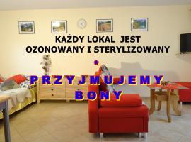 APARTAMENTY SOBICZKOWA WYSPA, serviced apartment in Kościelisko