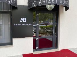 Arizet Boutique Mamaia, hotel in Mamaia