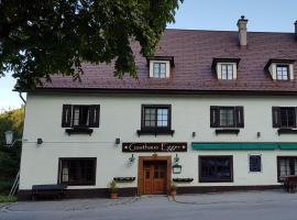 Gasthaus Egger Gollrad, hotel v Mariazelli