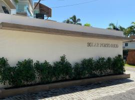Condomínio Solar Porto Rico AP 3, accessible hotel in Porto De Galinhas