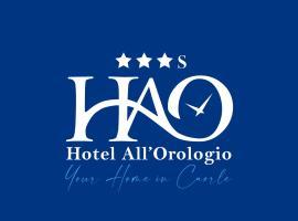 Hotel All'Orologio, hotel em Caorle