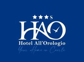 Hotel All'Orologio, hotel en Caorle