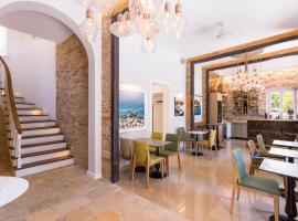 Acanthus blue, hotel near Corfu International Airport - CFU, Corfu