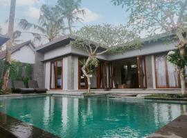 Anggira Villa Ubud, hotel in Ubud