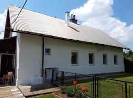 Hacienda Avoxa, room in Fužine