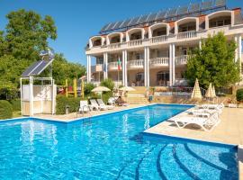Вила Аврора, хотел близо до Университетска Ботаническа Градина, Св. Св. Константин и Елена