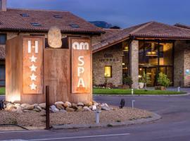 Hotel Spa Aguas de los Mallos, hotel in Murillo de Gállego