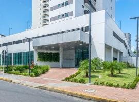Flat na Ilha do Leite!! BC Ilha do Leite, apartment in Recife
