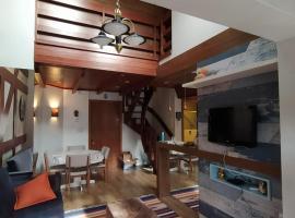 Duplex em Gramado, apartment in Gramado