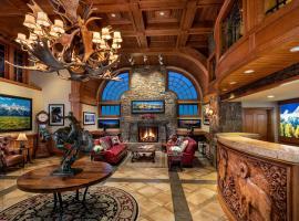 Wyoming Inn of Jackson Hole, romantic hotel in Jackson