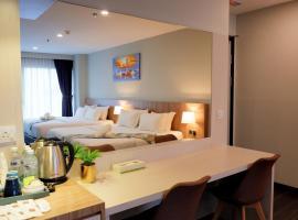 FLYPOD Hotel, hotel in Kota Kinabalu