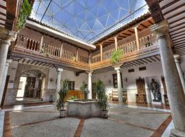 HOTEL CASA PALACIO NATUR, hotel in Santa Cruz de Mudela