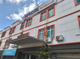 W Hotel Cemerlang, hotel in Kota Bharu