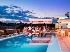 Hotel The Sky - Adults Only, pet-friendly hotel in Cala Ratjada