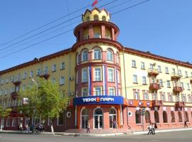Гостиница Орел, отель в Орле